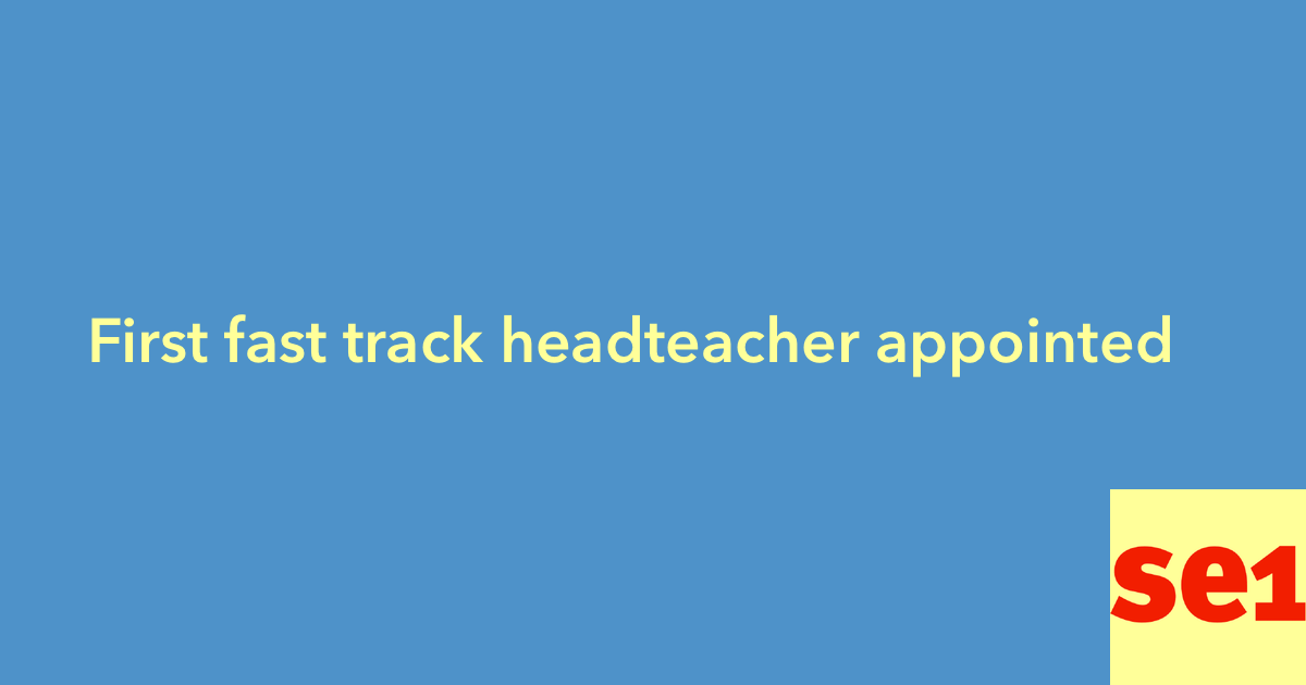 Do you need to have been a teacher to be a head? | teacher network.