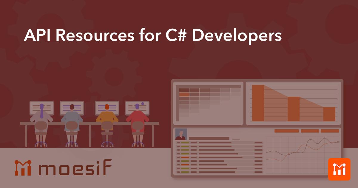API Resources for C# Developers | API Guide