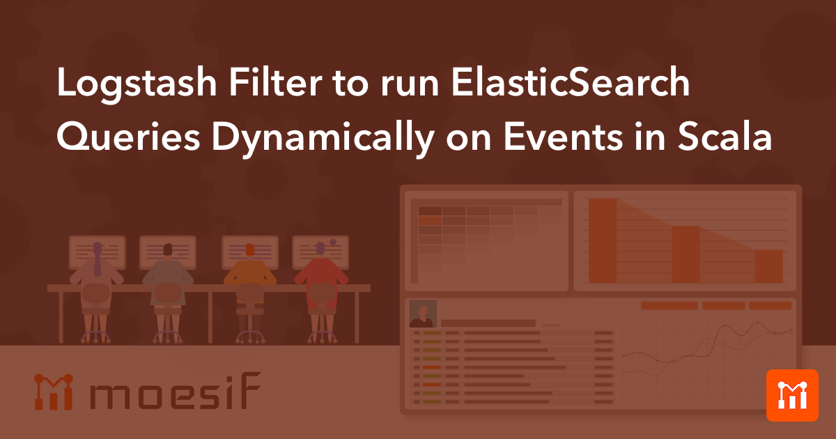 Logstash Filter to run ElasticSearch Queries Dynamically on